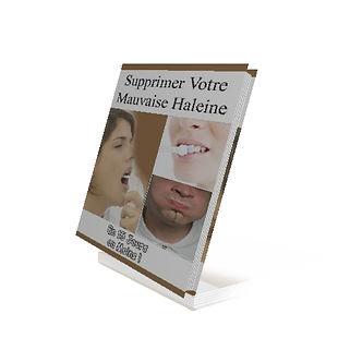 Supprimer votre mauvaise haleine | Cybelplace