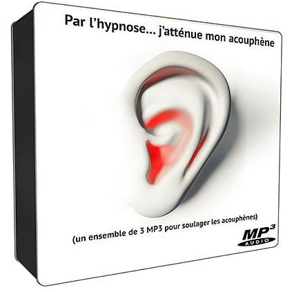 Par l'hypnose, j'atténue mon acouphène | Cybelplace