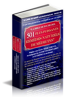 Les 501 plus puissants remèdes de médecin | Cybelplace