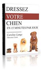 Dressez votre chien en 15 minutes par jour   Cybelplace
