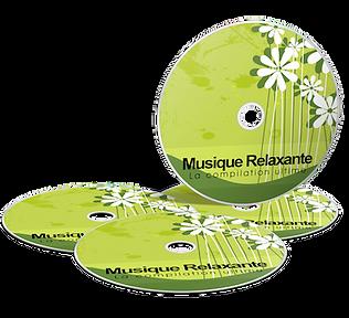 Musique relaxante, la compilation | Cybelplace
