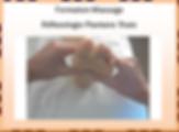 Formation praticien massage en reflexologie plantaire thaie | Cybelplace