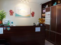 Welcoming Front Desk