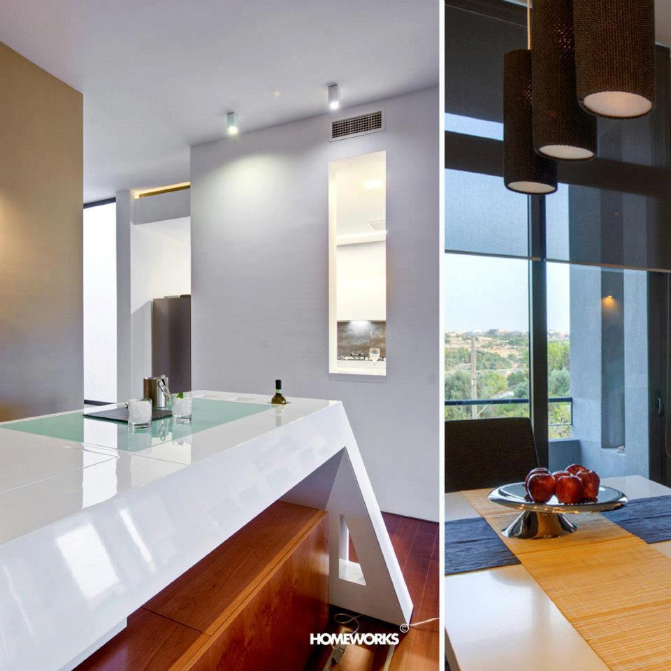 Apartment Feature in Homeworks Magazine