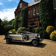 Cheshire Wedding Car