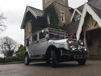 Imperial Wedding Car