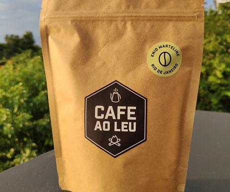 Café ao Leu Catuai Vermelho e Amarelo em GRÃOS - Prod. Ênio Marteline 250g