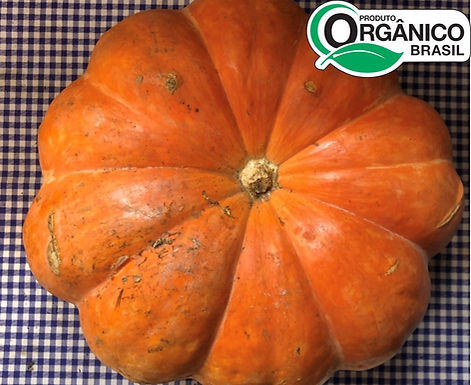 Abóbora Moranga Orgânica 1-1,5kg