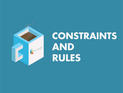 The Constraints and Rules that You Can Apply to Your Content in the KitConnect Content Library