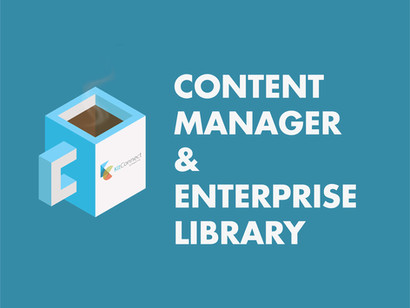 Content Manager and Enterprise Library