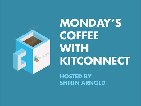 Introduction to Monday's Coffee with KitConnect