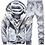 Thumbnail: Men's Large Size M-9xl New Men's  Sets Autumn Sports Suit Sweatshirt +