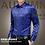 Thumbnail: Arrival Luxury Brand Men Formal Shirts Long Sleeve Floral Men Shirt