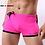 Thumbnail: Wear Shorts Men Swim Trunks Shorts Soft Nylon Sexy Men Beach Board Shorts B1010