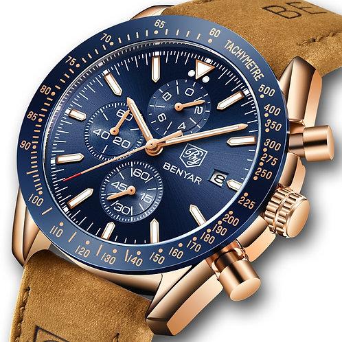 Watches Top Brand Luxury Waterproof Full Steel Quartz