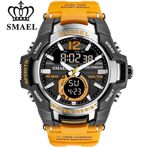SMAEL Sport Watch Men Watches Waterproof 50M Wristwa