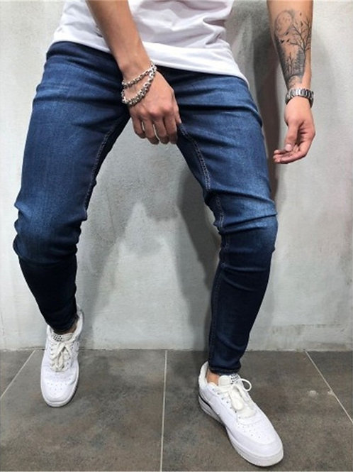 MARKA KRALI Men Jeans Skinny Jeans Men Stretch Jeans Blue Jeans Men Jeans Jogger