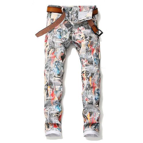 Drop Shipping Rock Revival Jean Slim,Oem Jean Distributors, Street Fashion