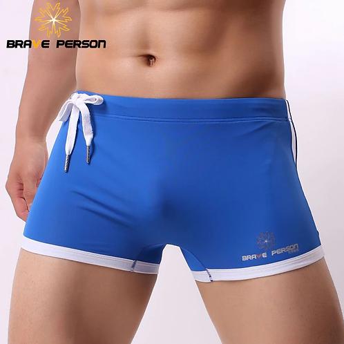 Wear Shorts Men Swim Trunks Shorts Soft Nylon Sexy Men Beach Board Shorts B1010