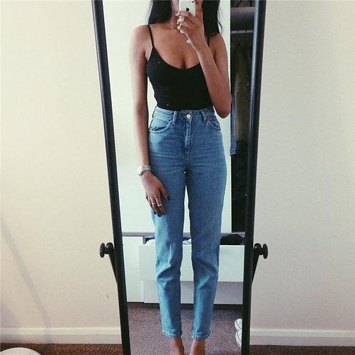 2020 Jeans Female Denim Pants Vintage Ladies Boyfriend Jeans for Women