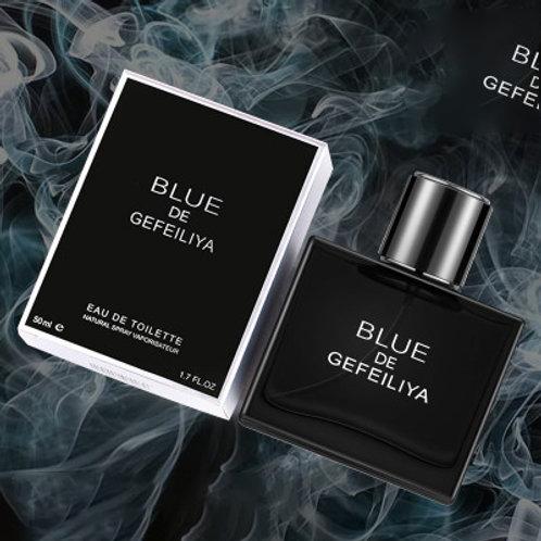 Blue Cologne for Men Has a Long, Light Fragrance, Fresh, Masculine