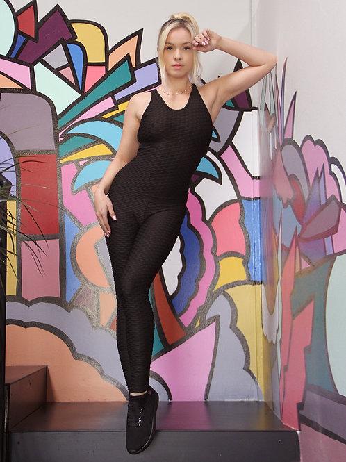 Alanda Bentley Jumpsuit - Black