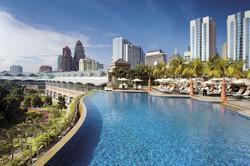فندق مندرين أورينتال كوالالمبور - Mandarin Oriental , Kuala Lumpur.