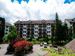 فندق ستروبري بارك مرتفعات كاميرون هايلاند ماليزيا - Strawberry Park Resort, Cameron Highlands