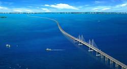 جسر بينانج penang bridge 2