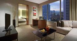 Traders Hotel, Kuala Lumpur - فندق تريدرز كوالالمبور.