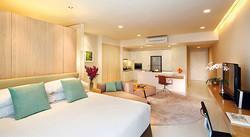 Parkroyal Serviced Suites - فندق بارك رويال سرفيس.