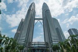 البرجين ماليزيا
