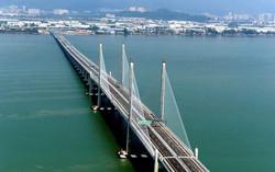 جسر جزيرة  بينانج