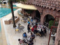 the chateau bukit tinggi فندق ذا شاتو بوكيت تنجى `.
