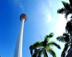 برج المنارة كوالالمبور ماليزيا