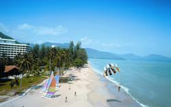 جزيرة بينانج شاطئ باتو فرنجى