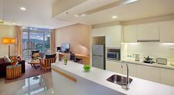 Parkroyal Serviced Suites  فندق بارك رويال سرفيس,,