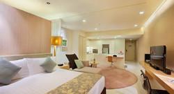 ,Parkroyal Serviced Suites  فندق بارك رويال سرفيس