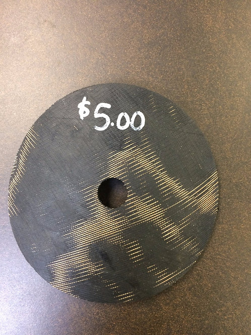 """6"""" Rubber Disc"""