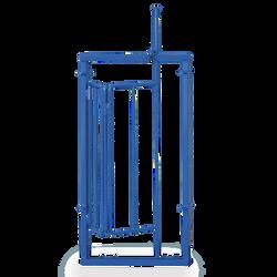 Folding Stop Gate