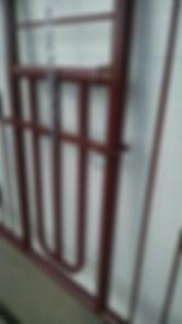 Calf Gate