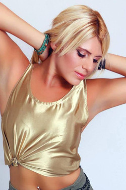 Model Glamour Fashion Makeup