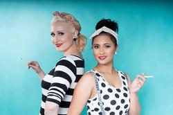 50's Retro Glamour, Pinup Photoshoot