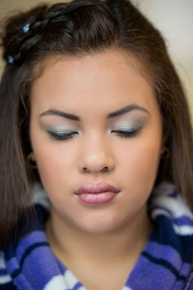 Bridemaid Bridal Party Makeup
