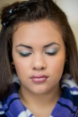 Bridemaid Bridal Party Makeup
