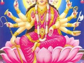 Gayatri Mantra: a prayer to SHE