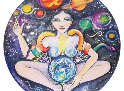 Great Mother WombNew Moon