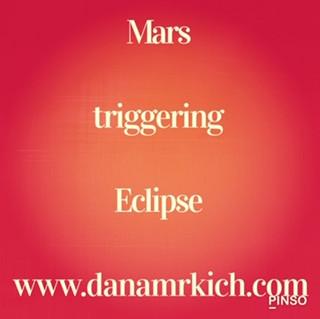 Mars activating Eclipse