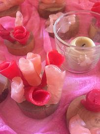 Rose candles.JPG
