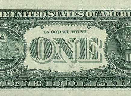 Money: what it says about what we value